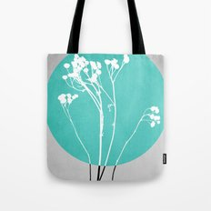Abstract Flowers 1 Tote Bag