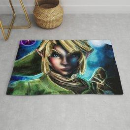 Legend of Zelda Link the Epic Hylian Rug