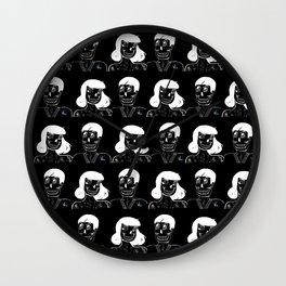 V. & J. Clones Wall Clock
