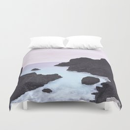 The sea song Duvet Cover