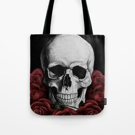 BOUQUET OF DEATH Tote Bag