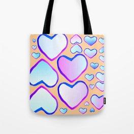 Coeur douceur Tote Bag