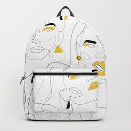 In Mustard Backpack