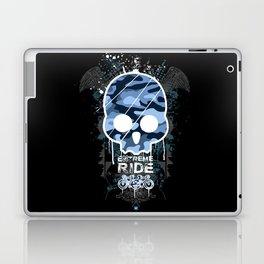 Extreme ride Laptop & iPad Skin