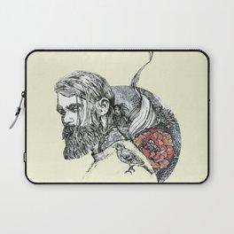 Nordic god Laptop Sleeve
