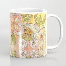 Ethnic Floral Mug