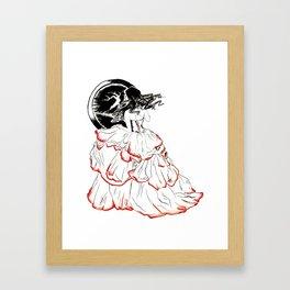 Porthole Framed Art Print