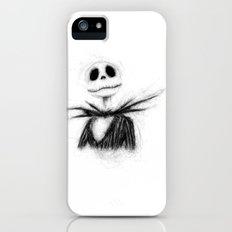 Jack, The Nightmare Before Christmas Slim Case iPhone SE