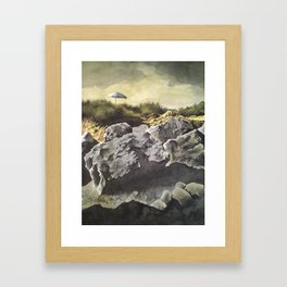 """Onondaga"" Framed Art Print"