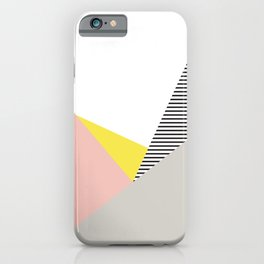 Minimal Complexity V.5 iPhone Case