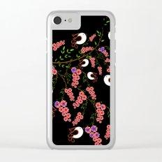 love bird Clear iPhone Case