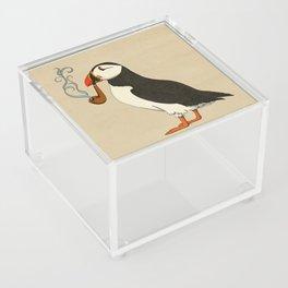 Puffin' Acrylic Box