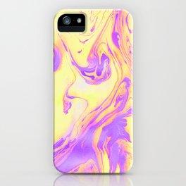 Grape Lemonade Fizzle iPhone Case