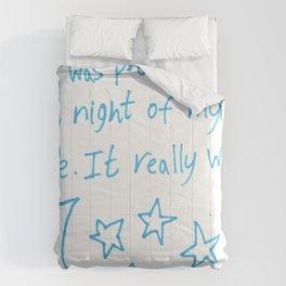 best day Comforters