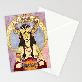 Omen Stationery Cards