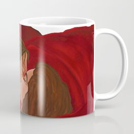 Phantom & Christine Kiss Coffee Mug