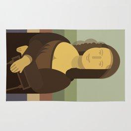 Mona Lisa in 2018 Rug