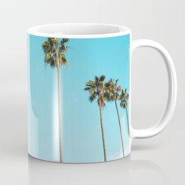 Tropical Miami Palm Trees Coffee Mug