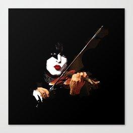 Paganini Devil Violinist 2 Canvas Print