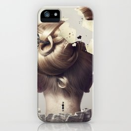 Porcelain Doll iPhone Case