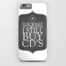 I love CD's iPhone 6s Slim Case