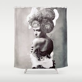 Transmogrify Shower Curtain