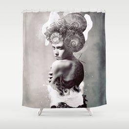 Transmogrify Shower Curtain