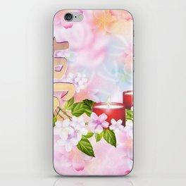 Traumzeit- dream time iPhone Skin