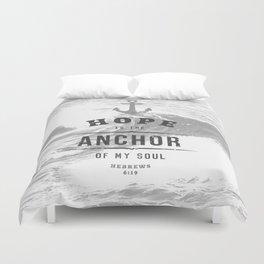 ANCHOR Duvet Cover