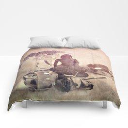 Buddha Meditation Comforters