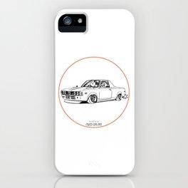 Crazy Car Art 0212 iPhone Case