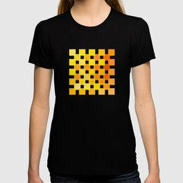 50 Squares of YELLOW - Living Hell T-shirt