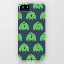 Ike Pattern iPhone Case