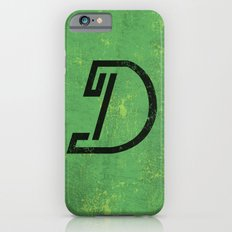 Letter D - Letter A Day Project iPhone 6s Slim Case