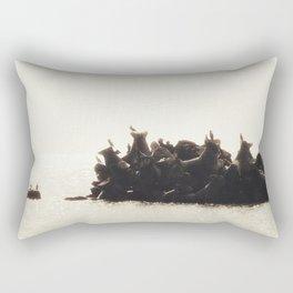 Morning Breeze Rectangular Pillow