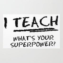 teach Rug