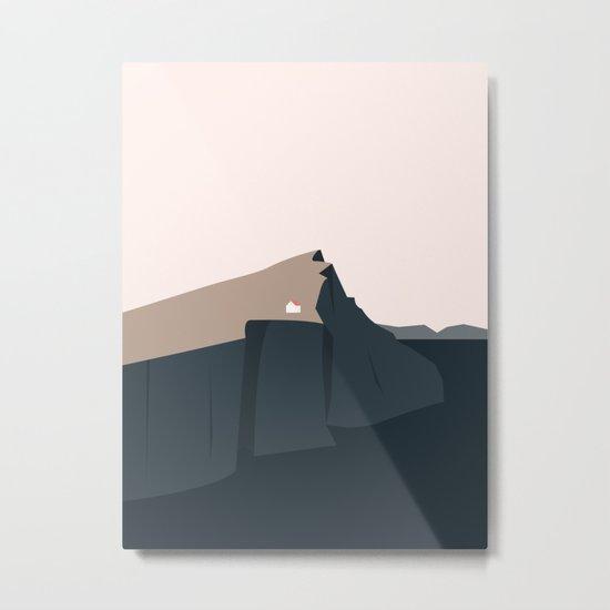 ENEBOER Metal Print