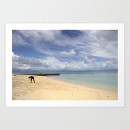 Cairns Serenity Art Print