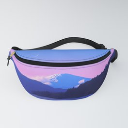 Mount Fuji Sunrise Fanny Pack