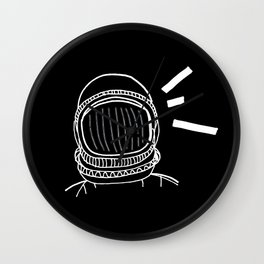 Out There 1 Wall Clock