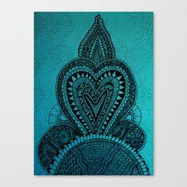 Alo Hearts Canvas Print