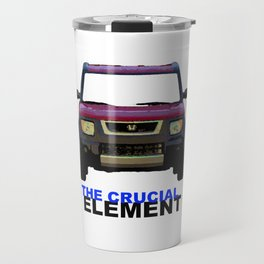 The Crucial Element Travel Mug