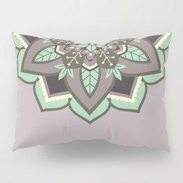 Elven Mandala Pillow Sham