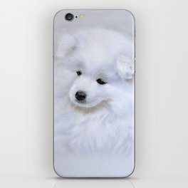 """ Precious Moment "" iPhone Skin"