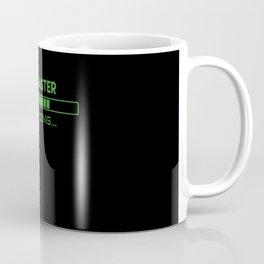 Podcaster Loading Coffee Mug