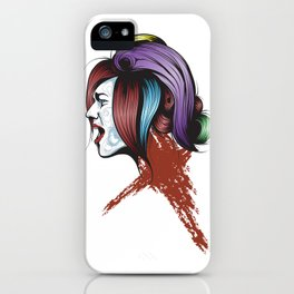 Color your life iPhone Case