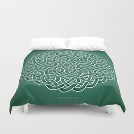 Celtic knot Duvet Cover