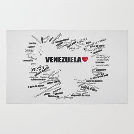 I love Venezuela Rug