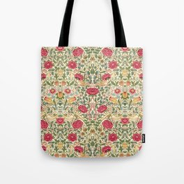 "William Morris ""Rose"" Tote Bag"