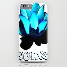 Lotus Flower Bomb Slim Case iPhone 6s